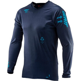 Leatt DBX 5.0 All Mountain Jersey Heren, ink